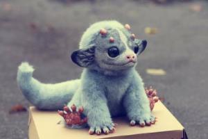 ロシアのおもちゃ人形キモ可愛い