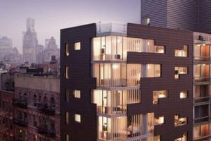ニューヨークのホテル