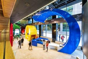 ダブリンにあるGoogleの欧州本部がやっぱり凄くて働きたい!