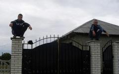 ロシアの日常風景のオモシロ写真