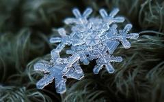 Alexey Kljatovさんの雪の結晶写真集