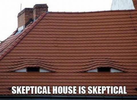 面白くて風変わりな建築