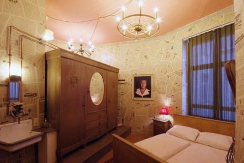 ドイツの何だかヤバすぎるホテルの写真