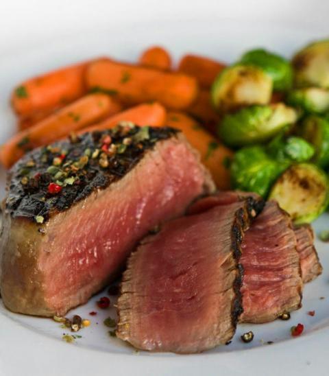絶対に美味しい世界中のステーキ画像