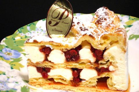 見ているだけで幸せに!絶対美味しい!!綺麗で美味しそうなケーキやパンケーキ