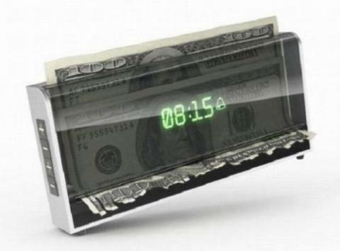 超変わった目覚まし時計