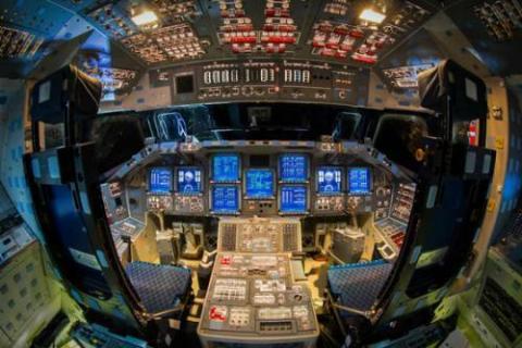 スペースシャトルのコクピッド